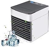 Mini Verdunstungskühler,Persönliche Klimaanlage Mini,3 Windgeschwindigkeiten Kühlung Befeuchtung Luftreinigung Für Büro, Zuhause, Wohnheim, Reise langlebig