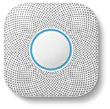 Nest Protect 2 nd Generation Smoke + Kohlenmonoxid Alarm, S3003LWGB