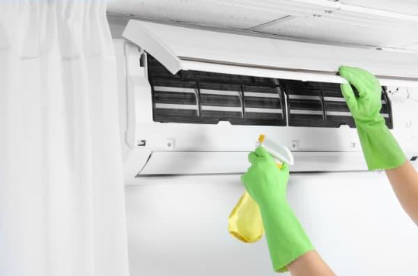 Klimaanlage desinfizieren