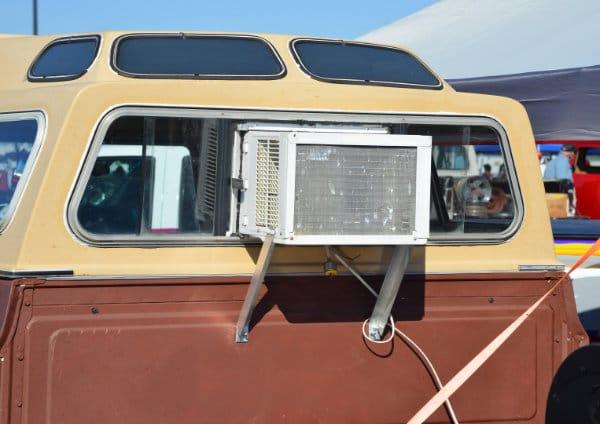 Klimaanlage für Wohnwagen und Wohnmobil