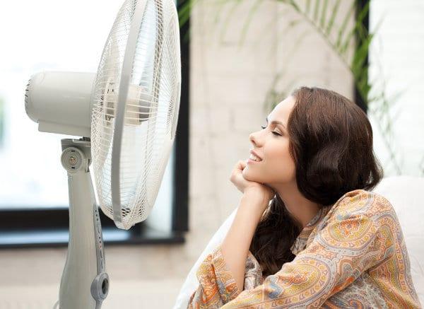 Leiser Ventilator
